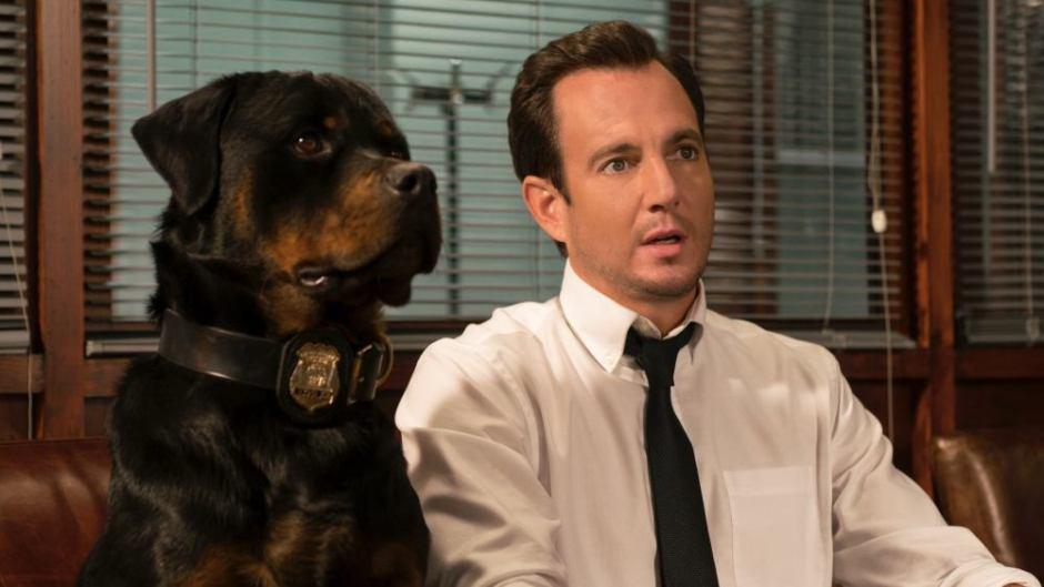 Поліцейський пес прем'єра