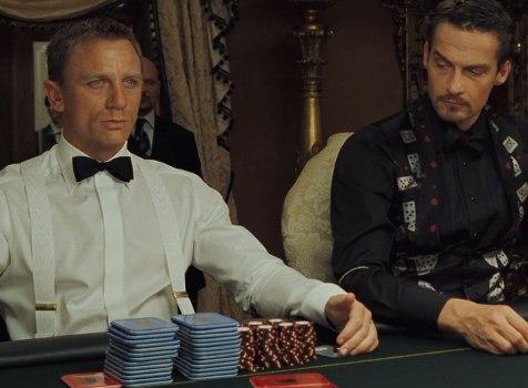 Королевское казино. Часть 1