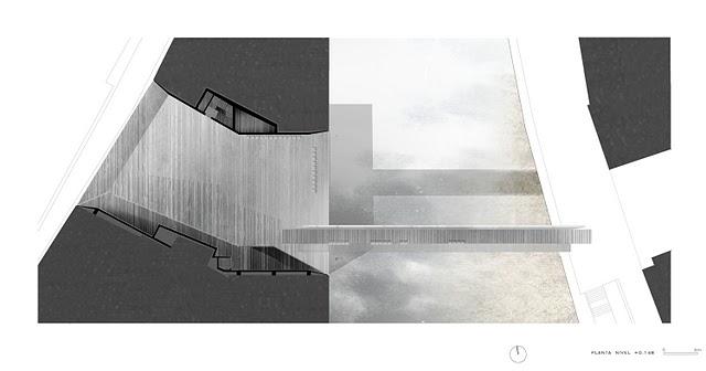 Plaza-puente en Ripoll (3/4)