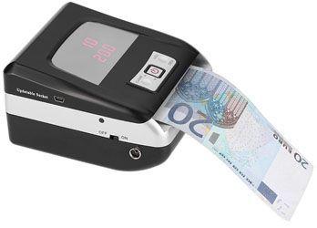 detector billetes Anself