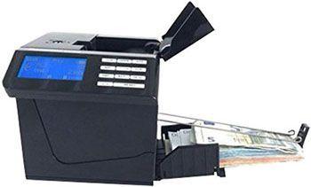mejor contadora de billetes Detectalia Cube