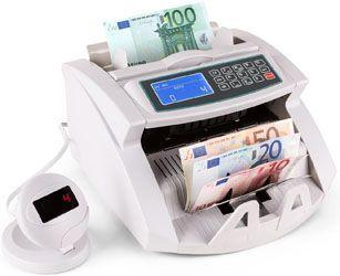 contador billetes detector - oneconcept buffett