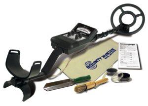 Bounty Hunter Tracker II Metal Detector Archaeology Pro Kit Review