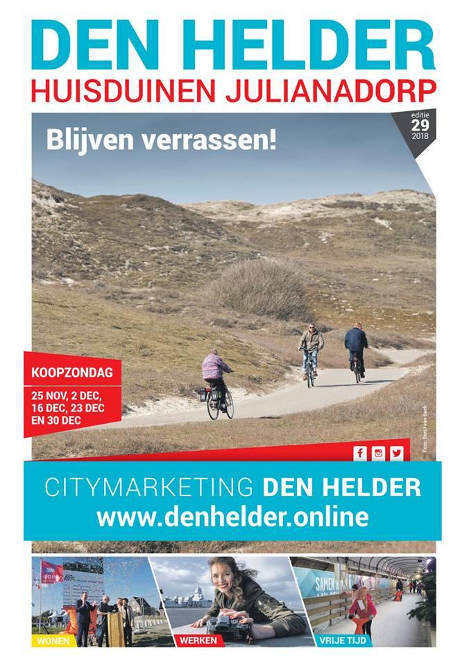 Interviews voor Den Helder Kust de Zee