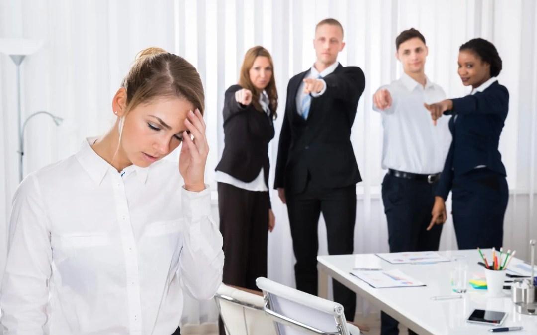 Wie schützen Sie sich vor Mobbing bzw. Stalking?