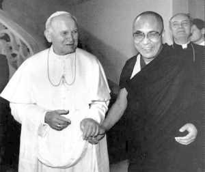 janpawelII-dalajlama