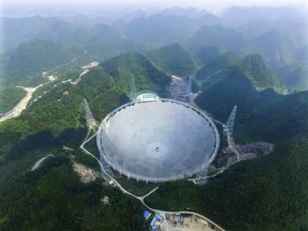 radiotelsekop
