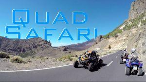 Quad Bike Safari sur l´île de Ténérife