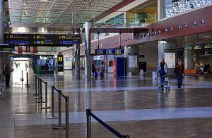 Hall Aéroport de Tenerife Sud TFS