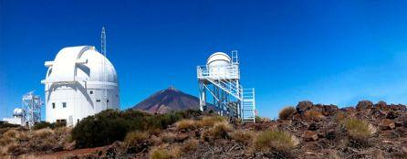 Visite guidée de l'Observatoire de Ténérife
