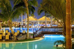 La nuit à Costa Adeje de l´île de Ténérife