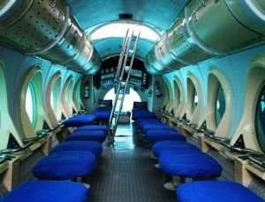 Safari sous-marin à Tenerife