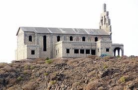 Abades, la ville fantôme de l´île de Ténéife