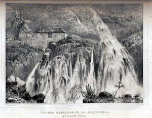 L´ascenseur d'eau de la Gordejuela de l´île de Ténérife