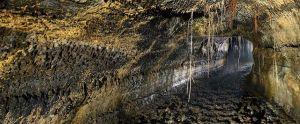 Tunnel de La Cueva del viento de l´île de Ténérife