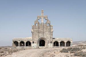 Église du sanatorium des lépreux de l´île de Ténéife