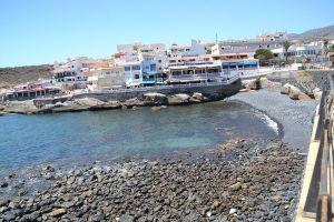 Le village Caleta de adeje à Ténérife