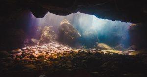 Grottes sous Marine au Balito de Adeje en Ténérife