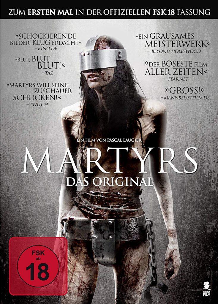 Película de terror Martyrs