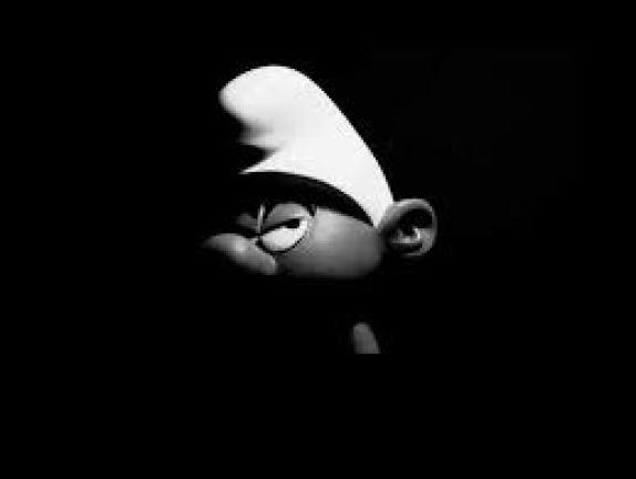 pitufo malvado - La verdadera historia de los pitufos