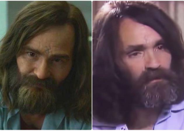 Charles Manson - Personaje de Serie Vs Asesino Serial Real