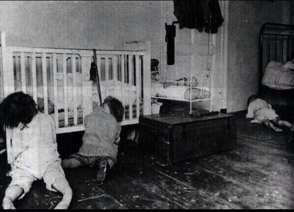El Orfanato Maldito