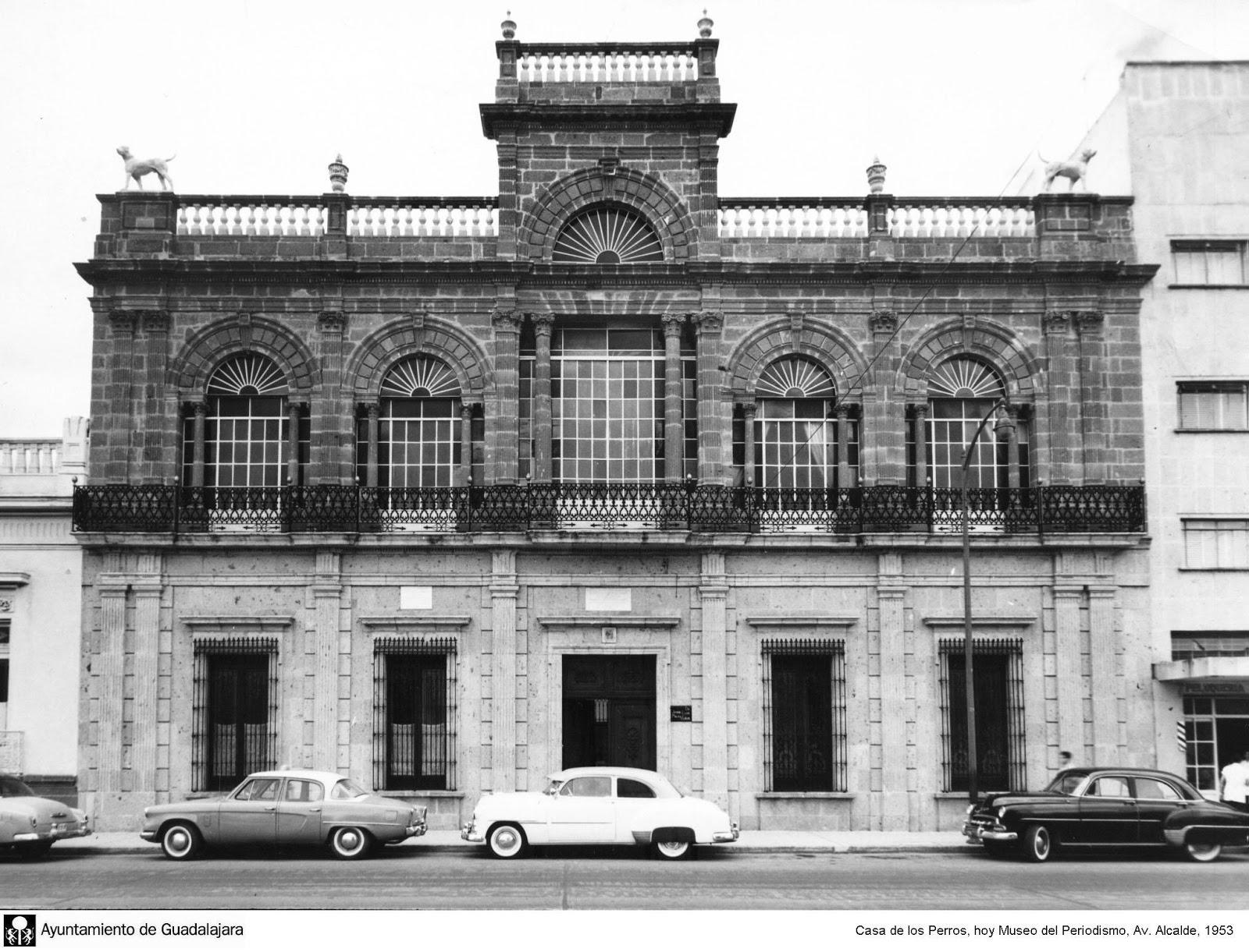 La Casa de Los perros – Guadalajara
