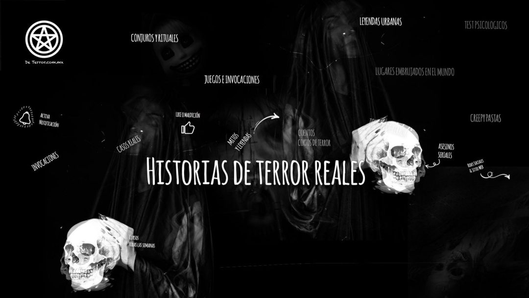 canal de terror - el portal del terror