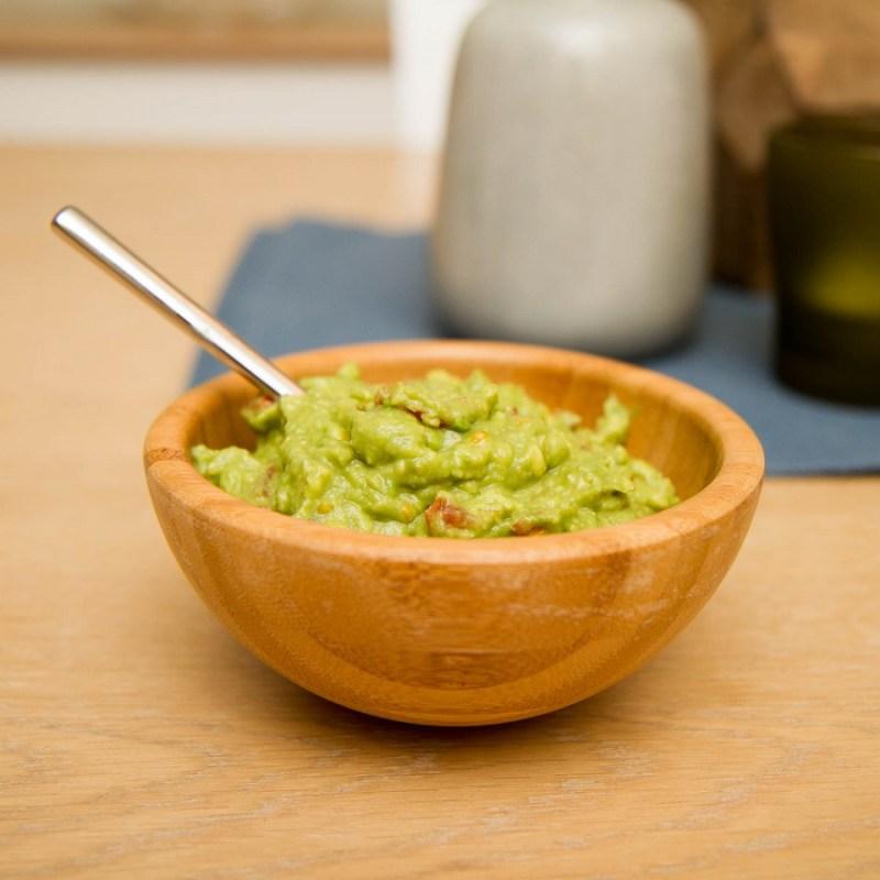 Utrolig god guacamole