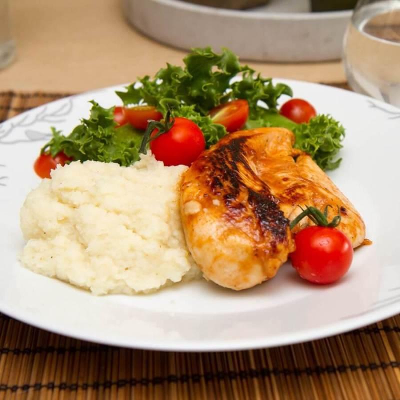 BBQ-marinert kylling
