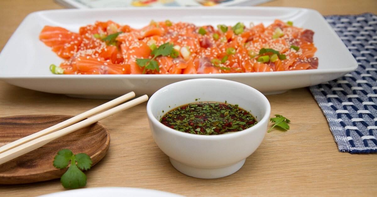 Ponzusaus - Perfekt til sushi og sashimi