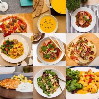 Kokkens middagsfavoritter