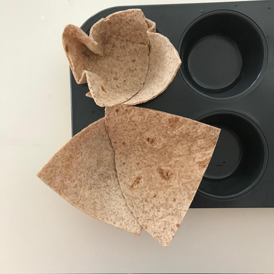 Brette tortillaslefser
