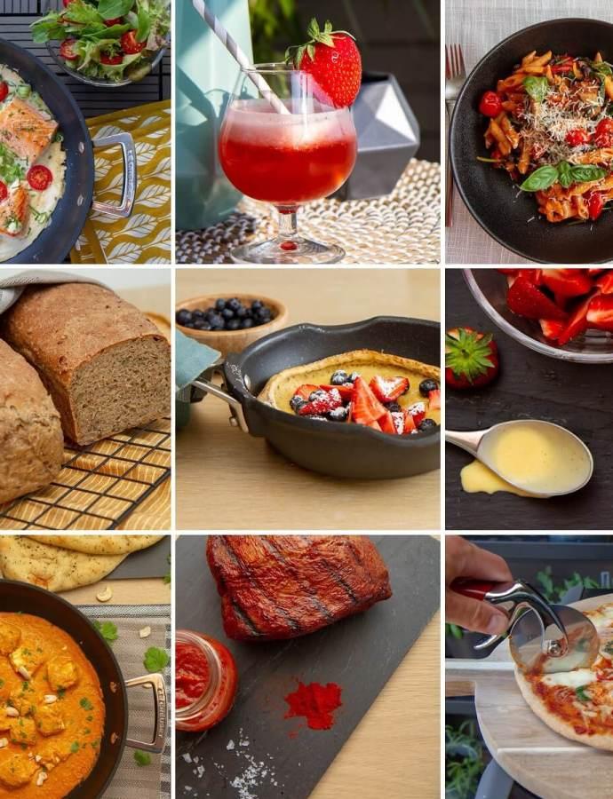 Grillmat, sesongvarer og ekstra bloggmotivasjon