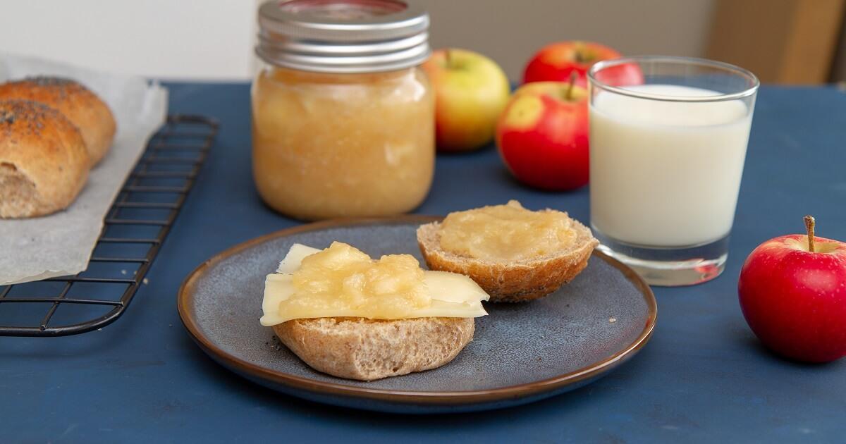 Enkel oppskrift på eplemos