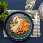 Torsk og risotto - en fantastisk kombinasjon!