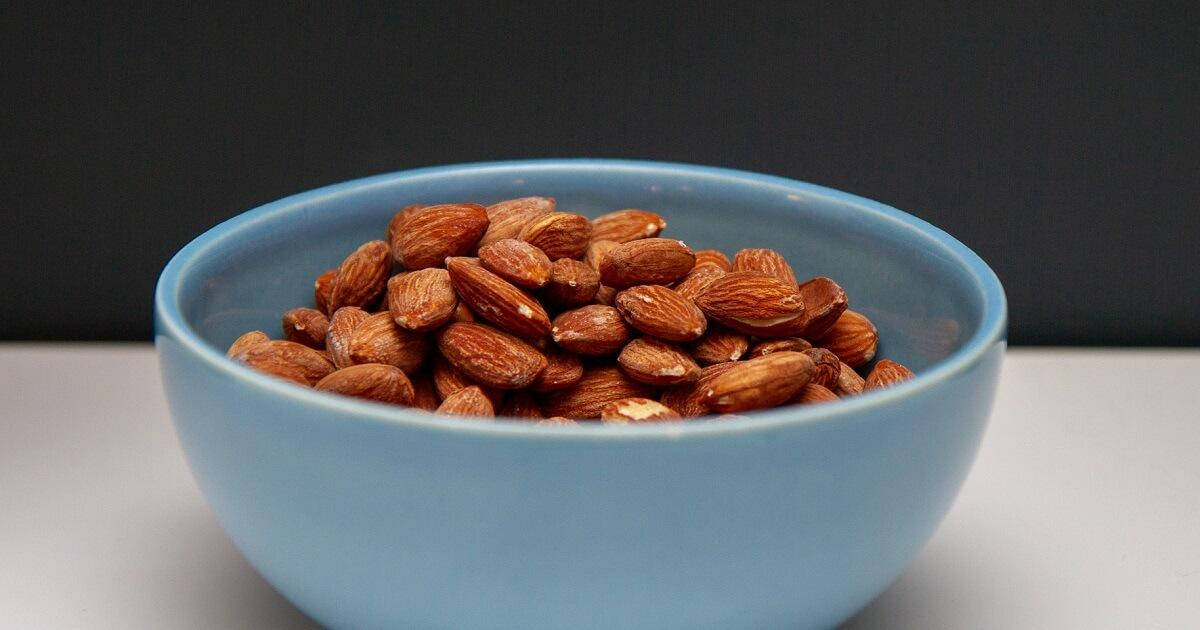Salte mandler - Sunnere snacks