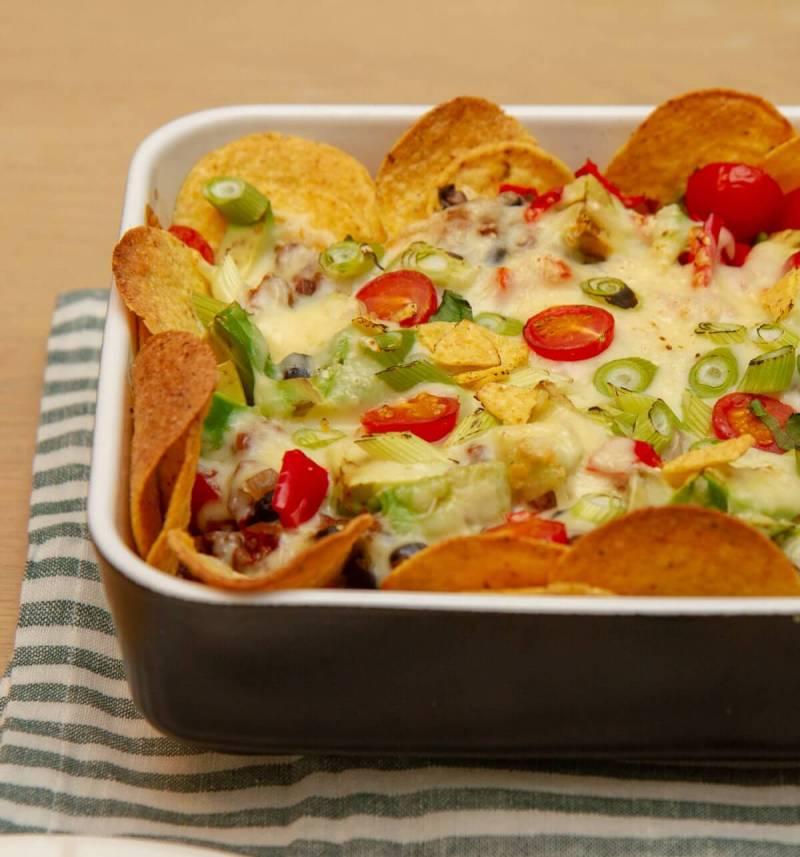 Helgens nachos