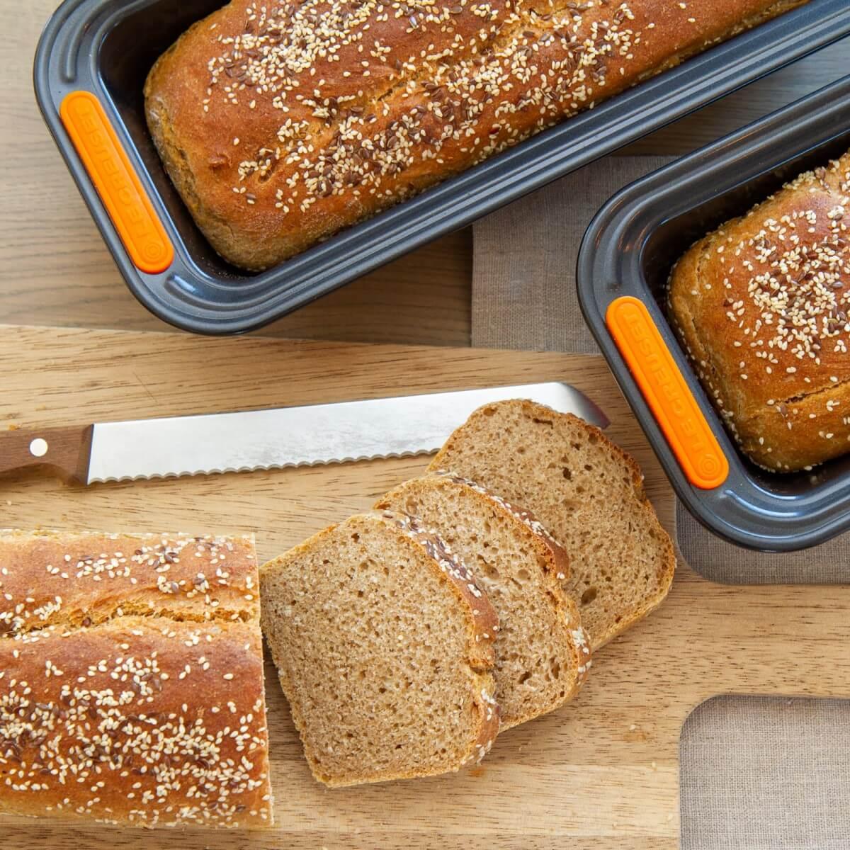 Brød med havrekli