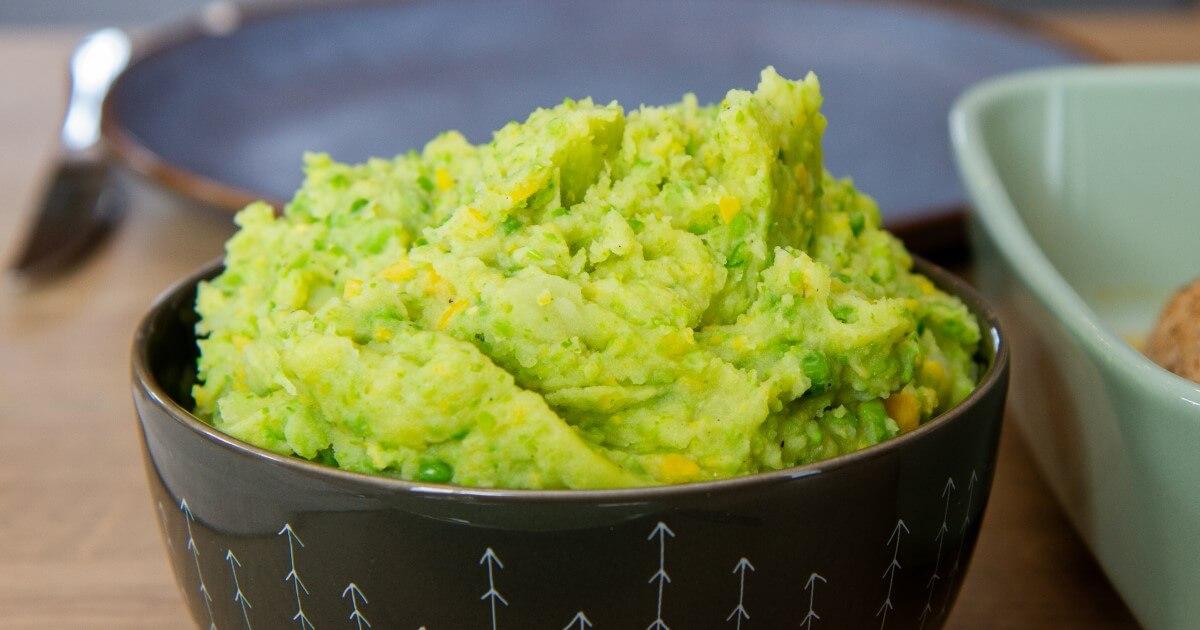 Mukimo - moste grønnsaker