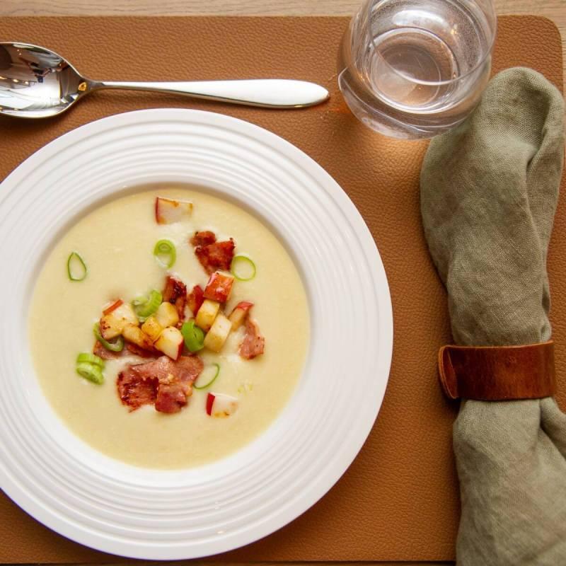 Suppe med sellerirot