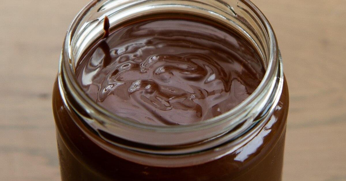 Hasselnøttpålegg (sjokoladepålegg)