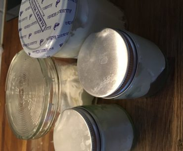 DIY – kallvispat body butter