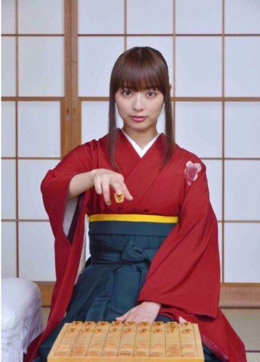 内田理央が初主演ドラマ「将棋めし」食とプロ棋士を描く!原作・あらすじ・キャストは?