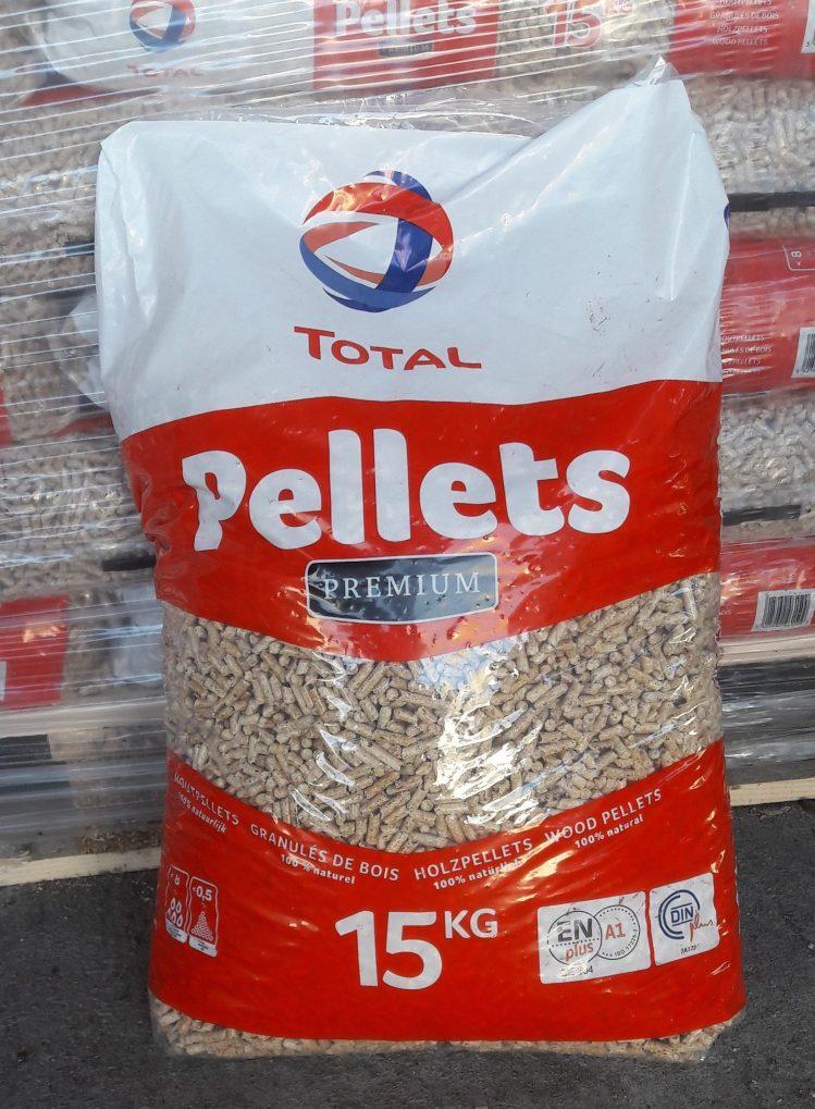 pellets Total Premium Image