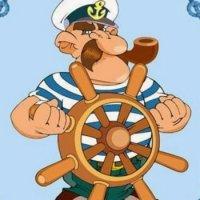 Моряк — детские стихи о труде и профессиях