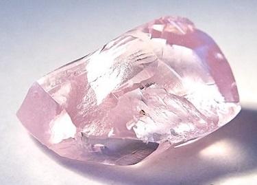 diamante rosa de alrosa