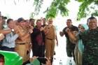 TNI AD Bersama Nano Thomas Janardi Praktekan Penjernih Air