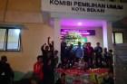 Gardu Prabowo Kota Bekasi Gelar Indonesia Berduka