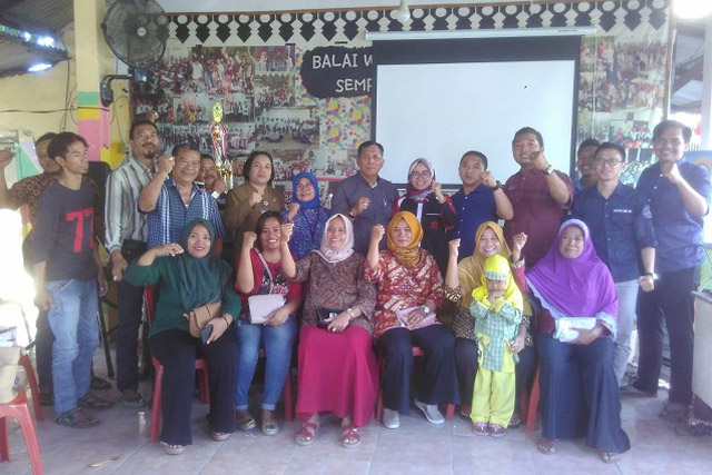 Ketua KNPI Jakarta Utara Apresiasi Peluncuran Aplikasi Warga Q